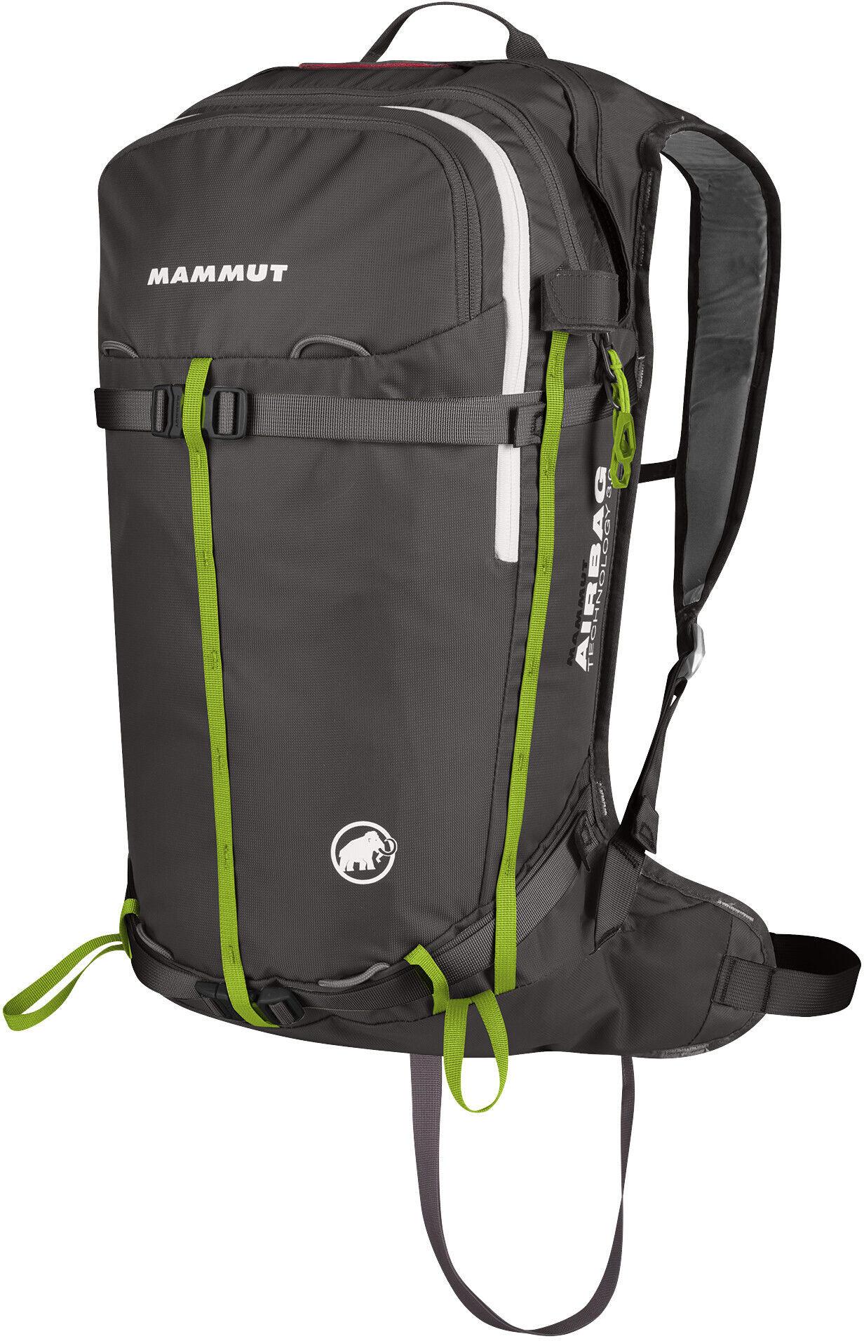 34ca130f29 Mammut Flip Removable Airbag 3.0 Zaino airbag 22l grigio su Addnature